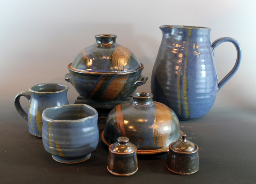 Benjamin Krikava, Ceramics, pottery, shop local, stoneware