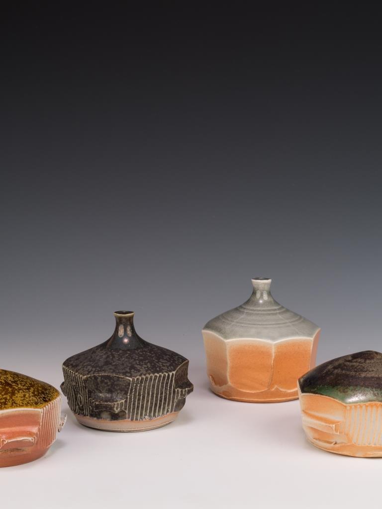 David Menk, 2013, Stoneware