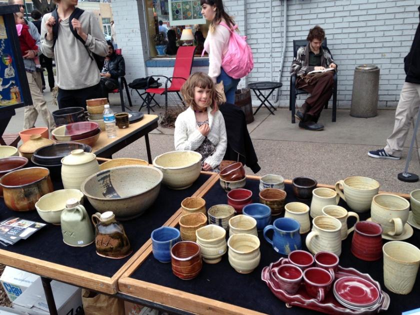 pottery, shop local, stoneware