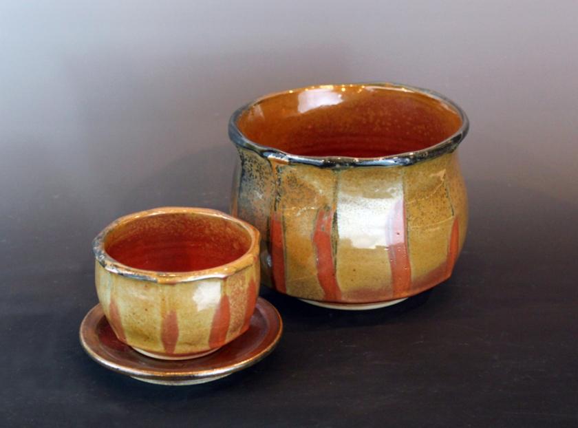 Stoneware, pottery, shop local