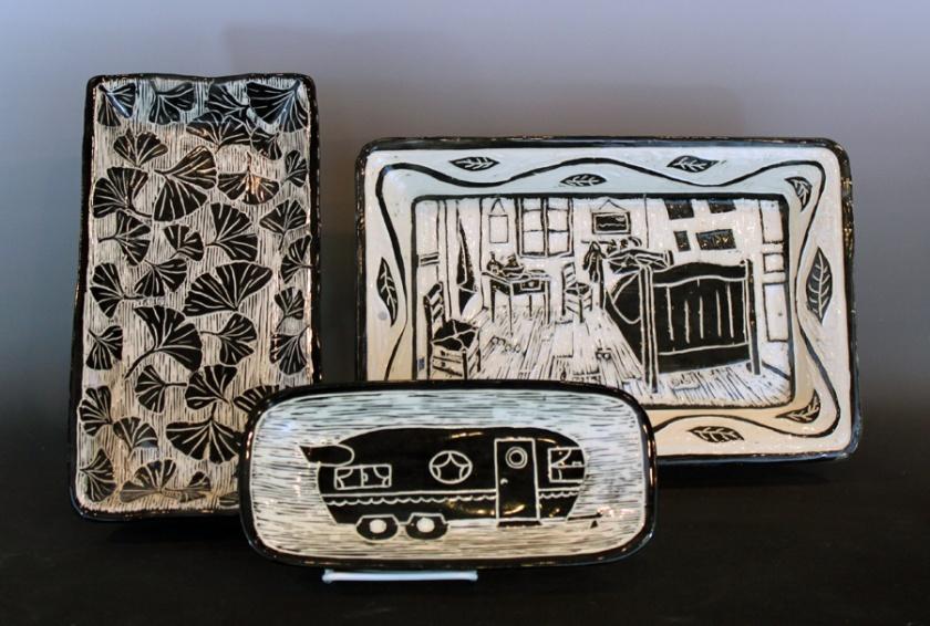 pottery, shop local, Kingfield Farmers Market, ceramics,