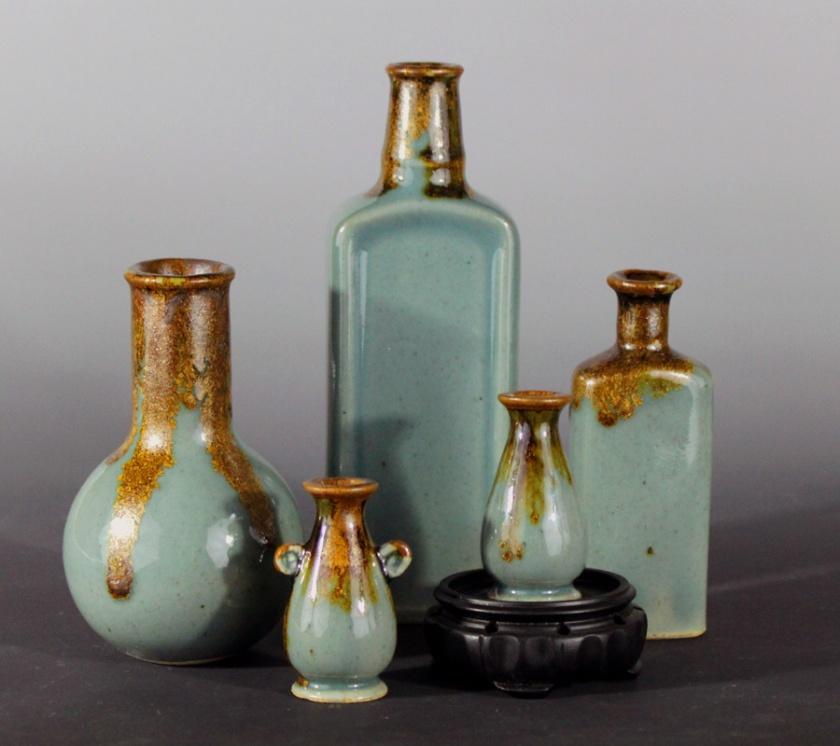 Pottery, ceramics, stoneware, slip cast, Jon Loer, art, artist