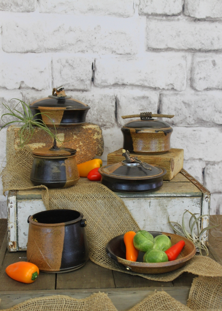 Stoneware, pottery, shop local, Uptown Clay,
