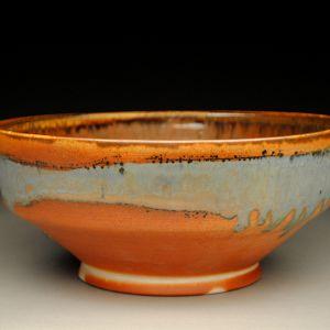 stoneware bowl, pottery, Ryan Archibald,