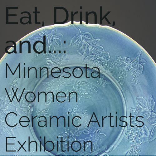 Minnesota Women Ceramic Artists Exhibition, Brynne Macosko Paguyo