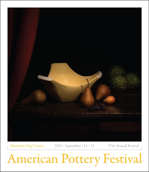 American Pottery Festival, Northen Clay Center, Shop local