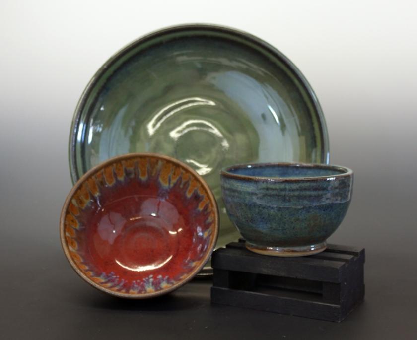 Uptown Clay, Ceramics, Stoneware, Shop local, Sheryl Grassie