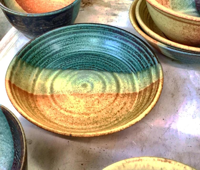 Sheryl Grassie, Uptown Clay, Cermaics, Pottery, Stoneware,