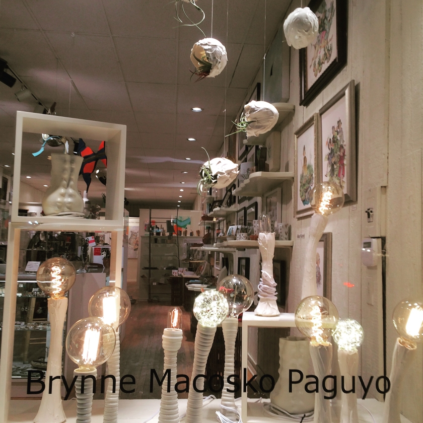 Pottery, ceramics, Brynne Macosko Paguyo